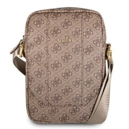 "Guess Torba 10"" brązowa / brown 4G UPTOWN"