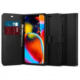 Etui Spigen Wallet S do Iphone 11 czarny