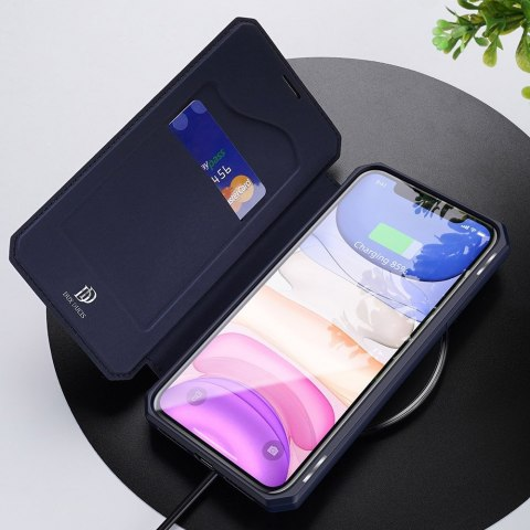 Etui z klapką DUX DUCIS Skin X do iPhone 11 czarny
