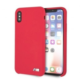 Etui hardcase BMW do iPhone X / Xs czerwony/red