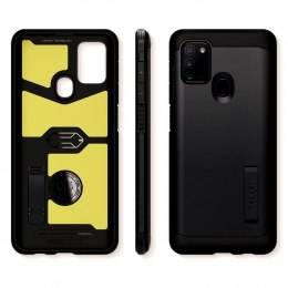 Etui Spigen Tough Armor do Samsung Galaxy A21S szary