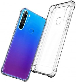 Etui bezbarwne Anti Shock do Xiaomi Redmi Note 8T