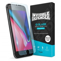 Szkło hartowane 9H Ringke Invisible Defender ID Glass do iPhone SE 2020 / iPhone 8 / iPhone 7