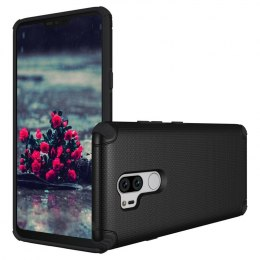 Etui Light Armor Case do LG G7 ThinQ czarny