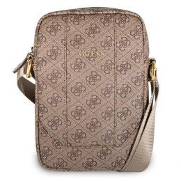 "Guess Torba 8"" brązowa / brown 4G UPTOWN"