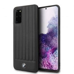Etui hardcase BMW do Samsung Galaxy S20+ Plus czarny/black Signature