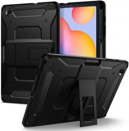 Etui Spigen Tough Armor Pro do Samsung Galaxy Tab S6 Lite czarny