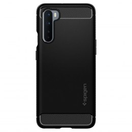Etui Spigen Rugged Armor do Oneplus Nord MATTE BLACK