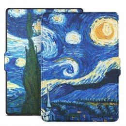 Etui Futerał Smartcase do Kindle Paperwhite 1/2/3 Starry Night