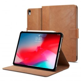 Etui Spigen Stand Folio do iPad Pro 11 2018 Brown