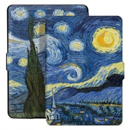 Etui Futerał Smartcase do Kindle Paperwhite IV/4 2018/2019 Starry Night