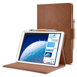 Etui Spigen Stand Folio do iPad Air 3 2019 Brown
