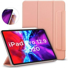 Etui ESR Rebound Magnetic do iPad Pro 12.9 2018/2020 Rose Gold