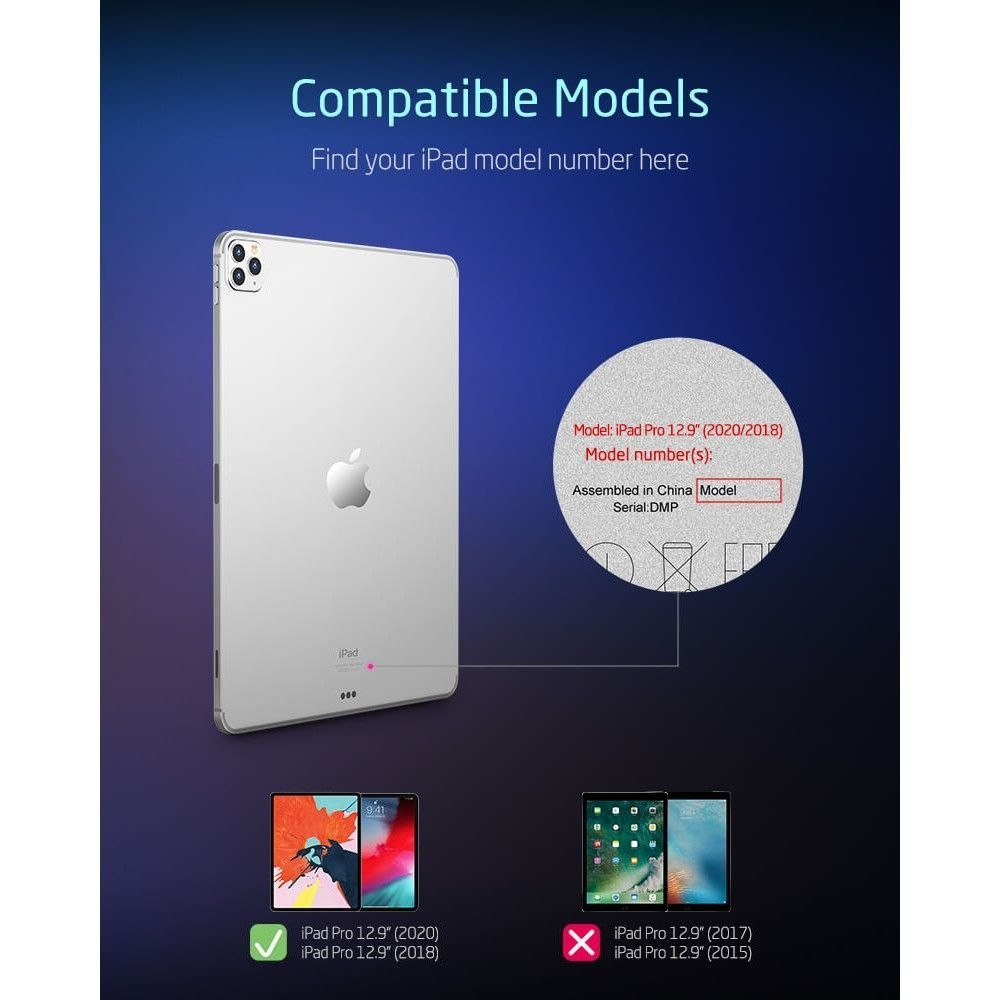 Szkło Hartowane ESR Tempered Glass do iPad Pro 11 2018/2020