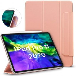 Etui ESR Rebound Magnetic do iPad Pro 11 2018 / 2020 Rose Gold