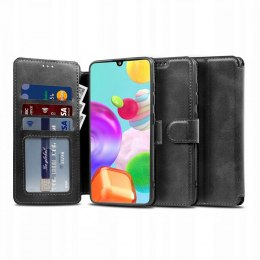 Etui Wallet do Samsung Galaxy A31 czarny