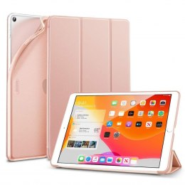 Etui ESR Rebound do iPad 7 / 8 (10.2) 2019 / 2020 Rose Gold