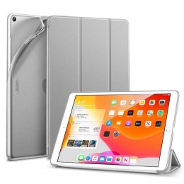 Etui ESR Rebound do iPad 7 / 8 (10.2) 2019 / 2020 Silver Grey