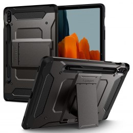 Etui Spigen Tough Armor Pro do Samsung Galaxy Tab S7 Gunmetal