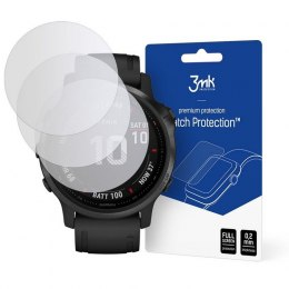 3x Szkło Hybrydowe 3MK Watch Protection do Garmin Fenix 5S / 6S / 6S Pro