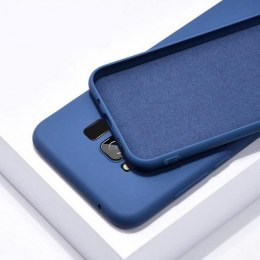 Etui Icon do Samsung Galaxy M31s jasnoróżowy