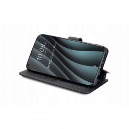 Etui Wallet do HTC Desire 20 Pro czarne