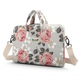 "Torba na Laptopa 15-16"" Canvaslife Briefcase White Rose"