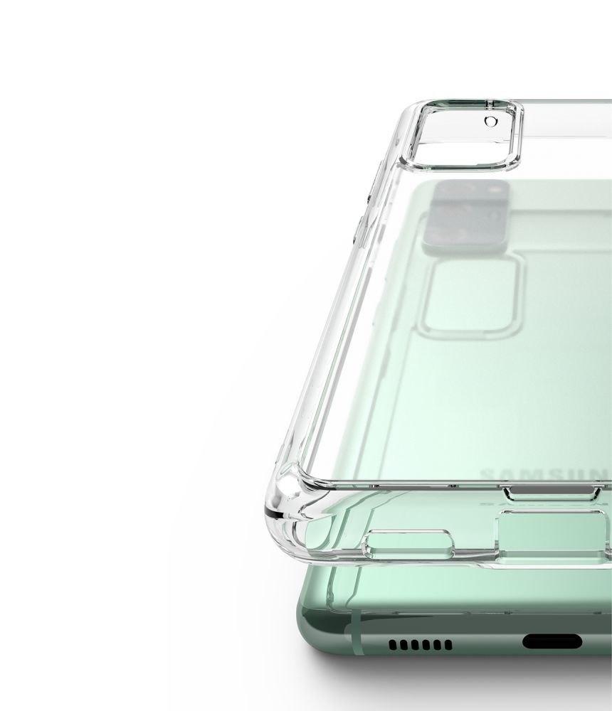 Etui Case Ringke Fusion do Samsung Galaxy S20 Fe Matte Clear