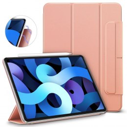 Etui ESR Rebound Magnetic do iPad Air 4 2020 Rose Gold