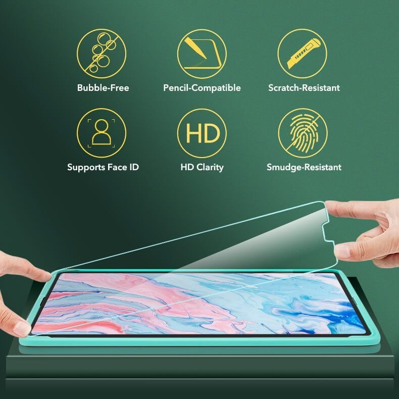 Szkło Hartowane ESR Tempered Glass do iPad Air 4 2020