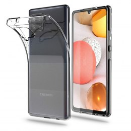 Etui Flexair do Samsung Galaxy A42 5G Crystal