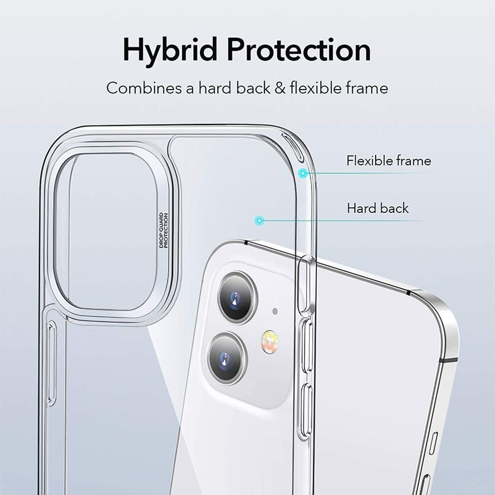 Etui ESR Classic Hybrid do iPhone 12 Mini Clear