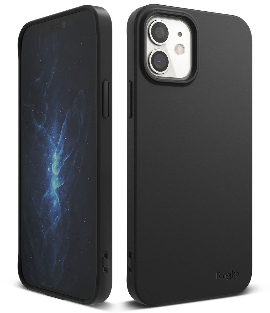 Etui Ringke Air S do iPhone 12 Mini Black