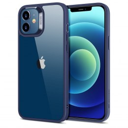 Etui ESR Blue + Szkło Płaskie do iPhone 12 Mini
