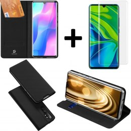 Etui DUXDUCIS + szkło UV do Xiaomi Mi Note 10 Lite