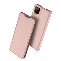 Etui DuxDucis Skinpro do Samsung Galaxy A12 Rose Gold