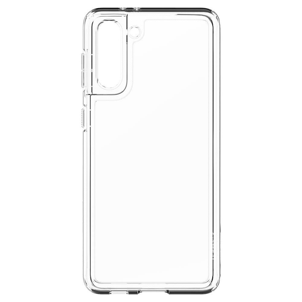 Etui Spigen Ultra Hybrid do Samsung Galaxy S21 Crystal Clear