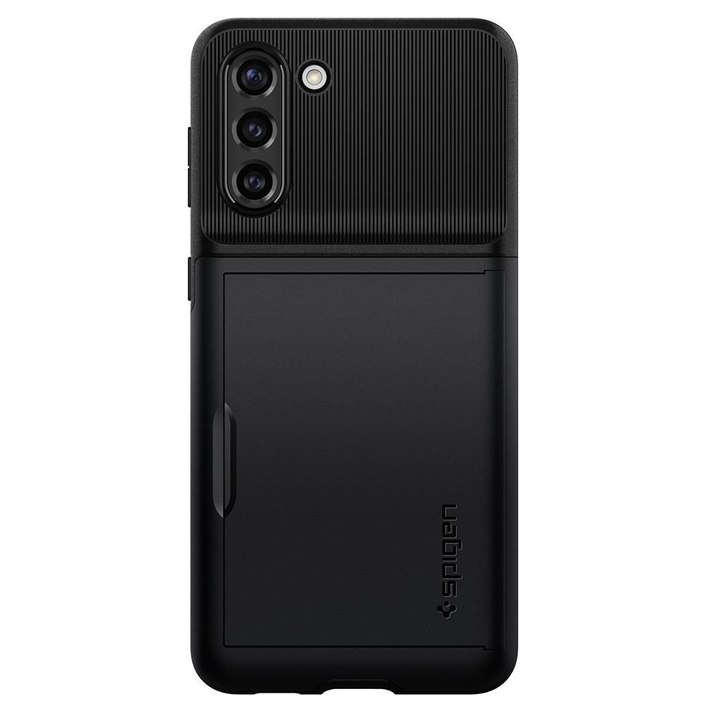 Etui Spigen Slim Armor Cs do Samsung Galaxy S21 Plus Black