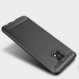 Etui Tech-protect Tpucarbon do Xiaomi Redmi Note 9T 5G Black