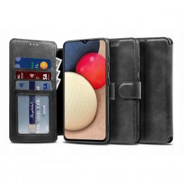 Etui Wallet do Samsung Galaxy A02s Black
