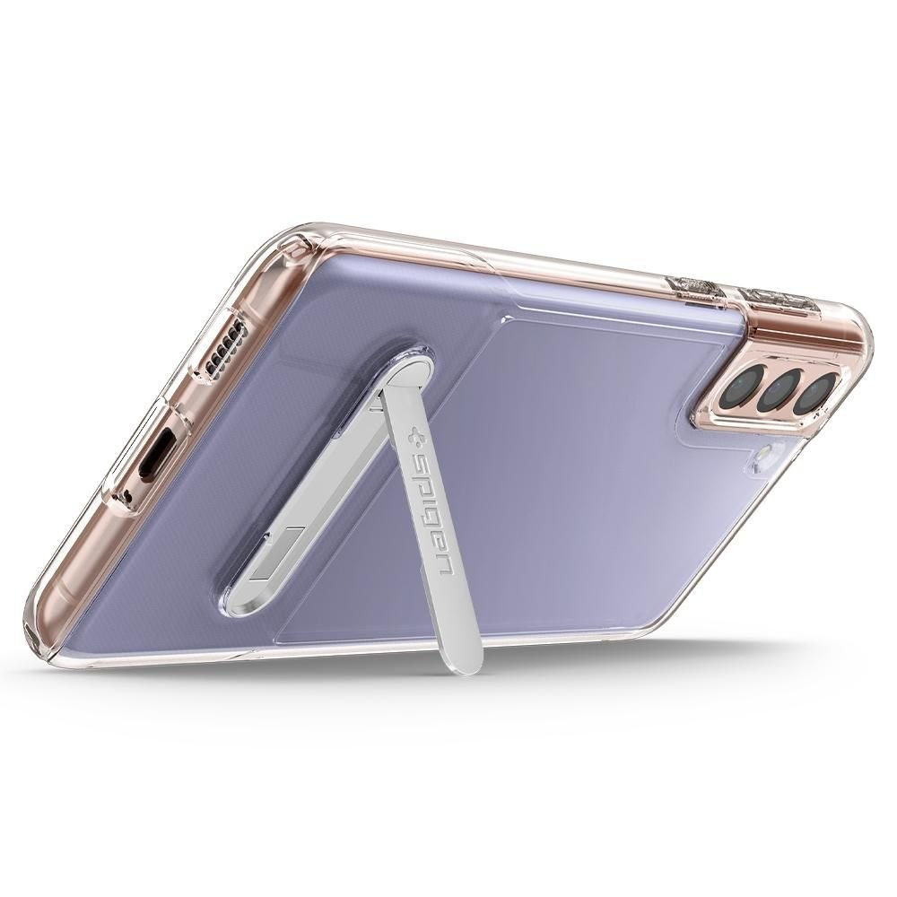 Etui Spigen Slim Armor Essential S do Samsung Galaxy S21 Crystal Clear
