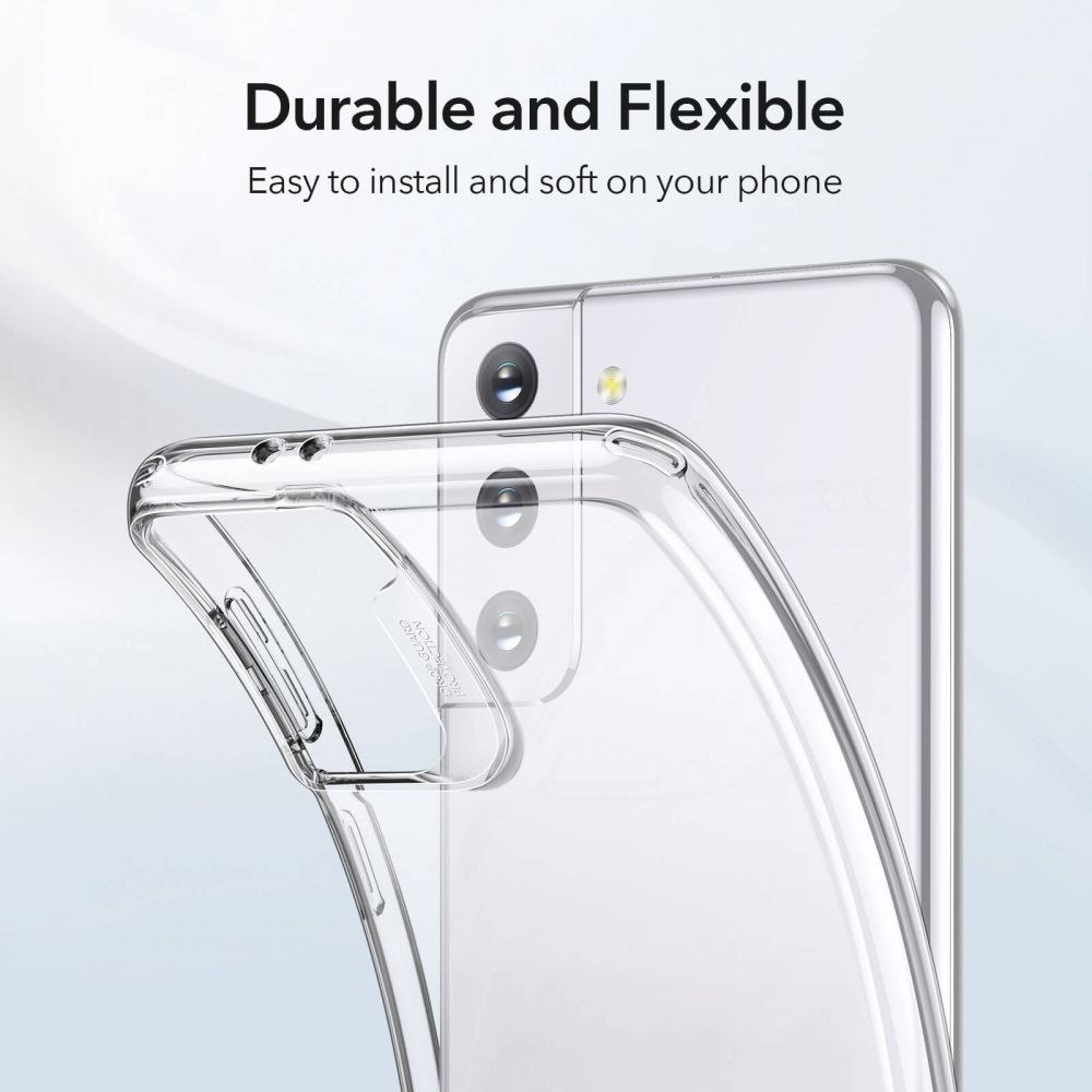 Etui ESR Project Zero do Samsung Galaxy S21 Clear