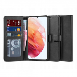 "Etui Portfel Wallet ""2"" do Samsung Galaxy S21 Czarny"
