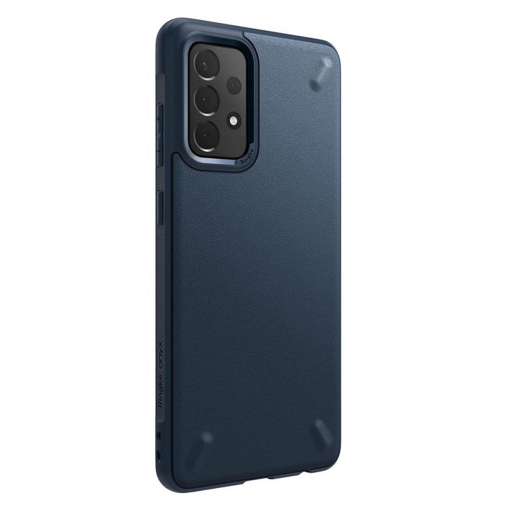 Etui Ringke Onyx do Samsung Galaxy A52 5G Navy