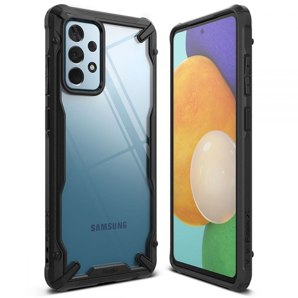 Etui Ringke Fusion X do Samsung Galaxy A52 4G/5G Black