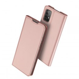 Etui Duxducis do Samsung Galaxy A52 4G/5G Rose Gold