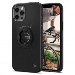 Etui do Roweru Spigen Gearlock do iPhone 12 / 12 Pro Black