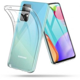Etui Flexair do Samsung Galaxy A72 Crystal