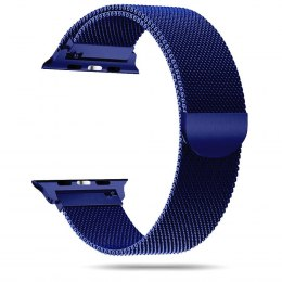 Bransoleta Milaneseband do Apple Watch 2 / 3 / 4 / 5 / 6 / SE (42/44mm) Navy