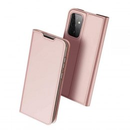 Etui Duxducis Skinpro do Samsung Galaxy A72 Rose Gold